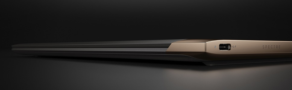 How Thin is HP Spectre 13 Laptop