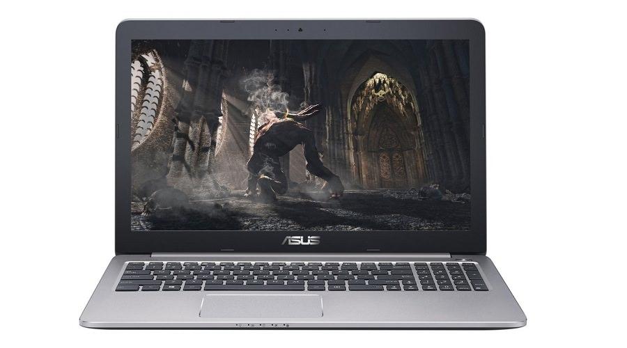 ASUS K501UW-AB78 Gaming Laptop Front